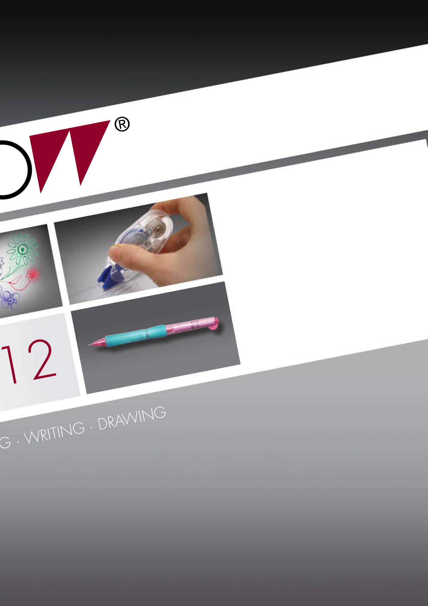 Catalog Tombow 2012 Office